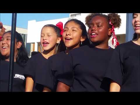 Christmas come to Imperial Beach 2017   Mendoza Elementary School