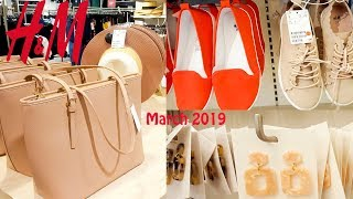 H&M Shoes, Bags and Accessories #Spring2019