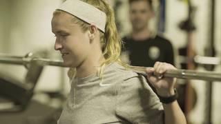 Reign FC   Flow Fitness Training Tutorial: Squats