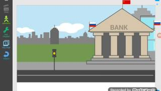 Создай свой мульт 2,ограбление банка ☺☺☺☺