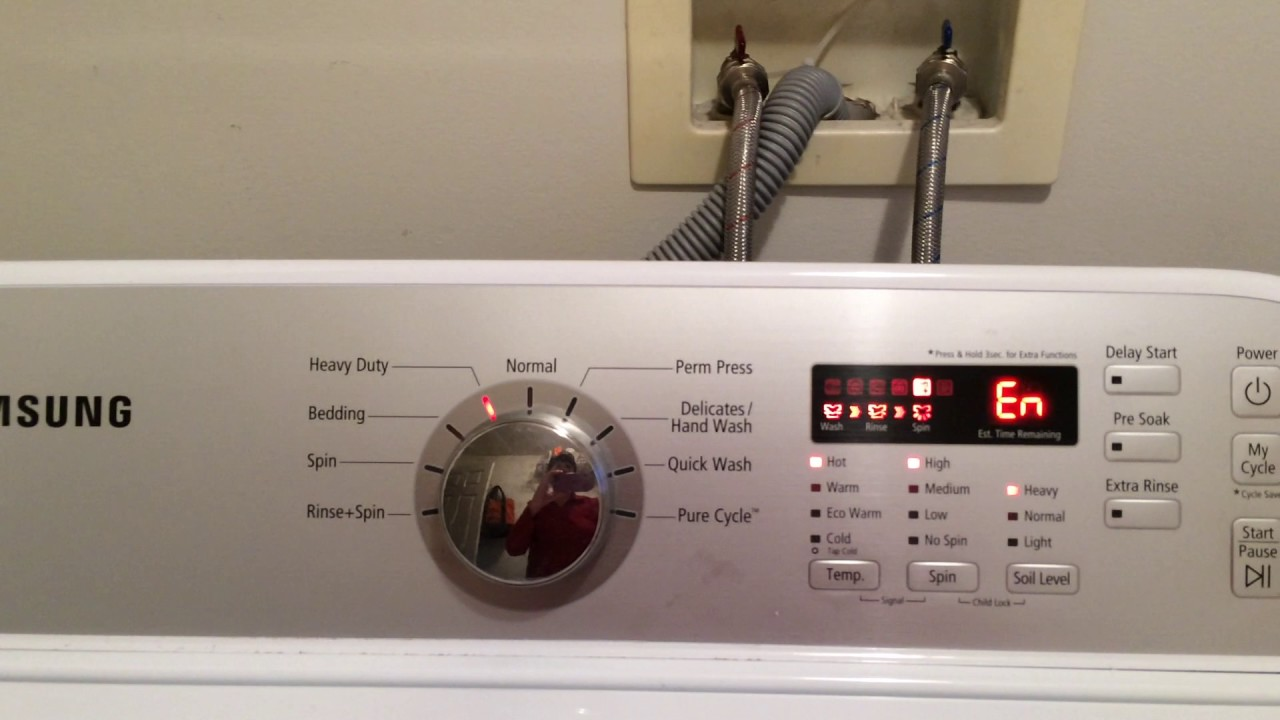 Samsung Top Load Washer Recall Now It Doesn T Start