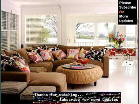 Indoor Wicker Sofa | Wicker Furniture Ideas - YouTube