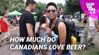 How Much Do Canadians Love Beer?
