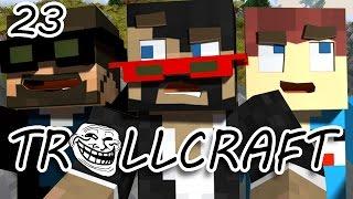 Minecraft: TrollCraft Ep. 23 - MY HOUSE IS GONE