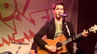 Andy Grammer - Love Love Love LIVE & introducing band in Minneapolis at the Varsity Theater 1/30/12
