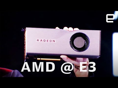 AMD Next Horizon Gaming at E3 2019 in 15 minutes