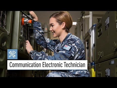 Air Force Communication Electronic Technician: Keesha