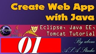 Create Web App with Java, Eclipse for Java EE, and Apache Tomcat