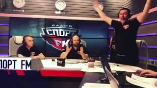 Как это было. Евгений Друзь выигрывает автомобиль на Спорт FM