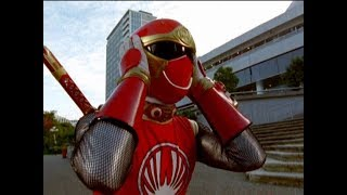 power rangers ninja storm episode 32