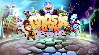 Ghost Town Defense Gameplay HD 1080p 60fps