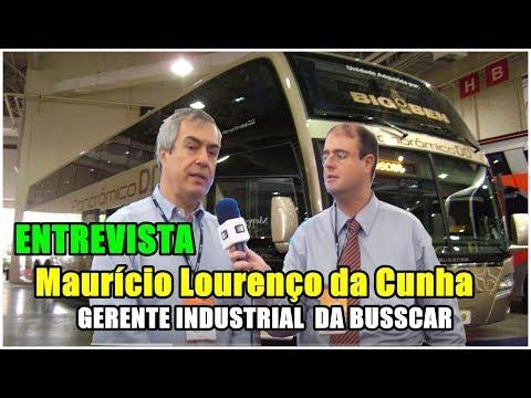 Entrevista com Gerente da Busscar de Joinville -SC ( COMPLETO)