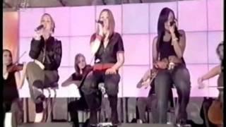 Sugababes - Shape (T4 Sunday 2003)