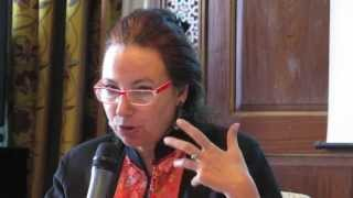 Mona Abaza tells of her family