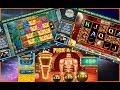 Slots Bonus Compilation - Tiki Tumble, Rumple Wildspins, Book of Ra + more.....