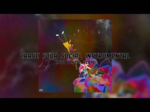 Lil Uzi Vert - Erase Your Social Instrumental (ReProd. KG YAN$)