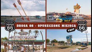 Droga 66 - Opuszczone Miejsca