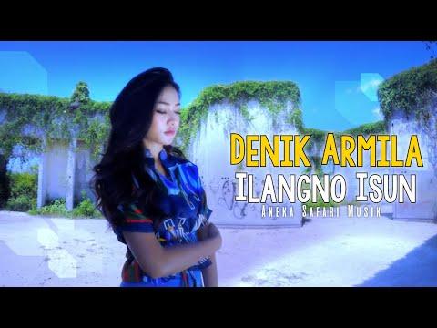 Denik Armila - Isun Ilangno ( #New  ) ( Official Music Video ANEKA SAFARI )
