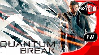 Quantum Break доброе прохождение - Сериал 4 #10 [2K 60fps]