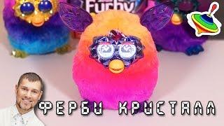 видео Ферби - цена игрушки Ферби Бум и Кристалл. Цены на игрушки Furby Boom в магазинах России