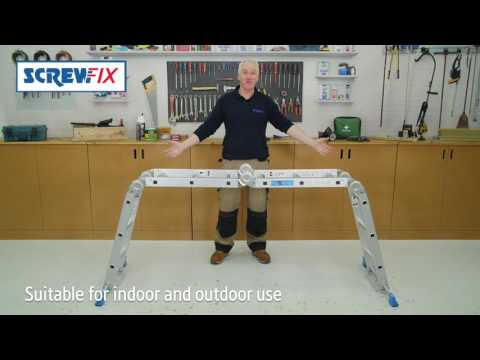 aluminium-folding-ladder-4x3-tread-3.34m-|-screwfix