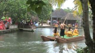 Polynesian Cultural Center, Canoe Parade, Part 7