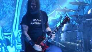Slayer - Die by the sword /  Black magic - Live Paris 2015