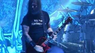 Slayer - Die by the sword /  Black magic - Live Paris 2015