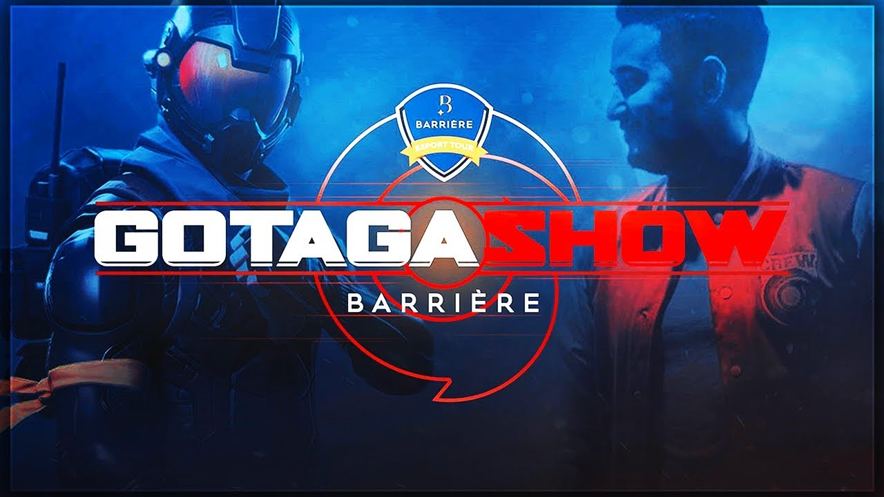 GOTAGA BARRIERE SHOW !!! (29 Juin 2018) ► ANNONCE