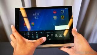 Lenovo YOGA Tablet 2 (8 and 10.1) First Look