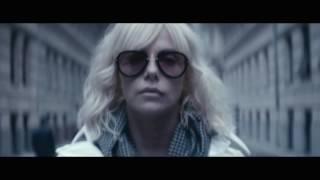 Atomic Blonde   Шарлиз Терон Новый трейлер Атомной Блонды