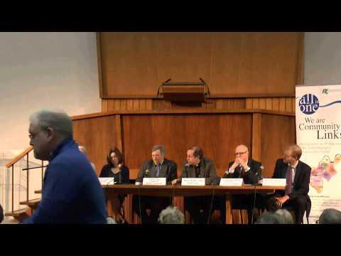 Richmond Question Time 2015