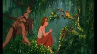 Repeat youtube video Tarzan - Strangers Like Me