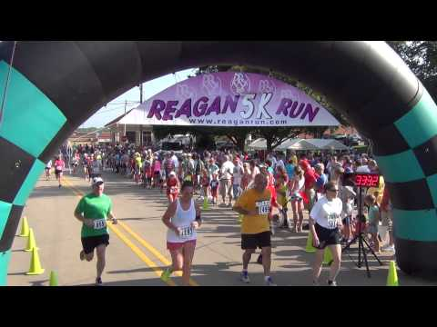 Reagan Run 5K 2013