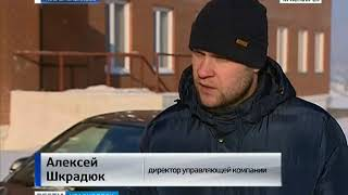 В Емельяновском районе в эксплуатацию сдали недостроенный дом