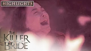 Camila gets trapped inside a burning prison | The Killer Bride (With Eng Subs)