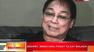 BT: Dolphy, binigyang-pugay sa Eat Bulaga