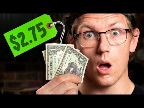 Can Josh Make A Gourmet Meal For $2.75?