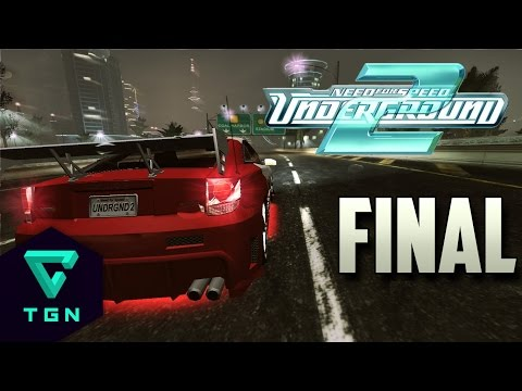 ✔ Recordando Need for Speed Underground 2 : Historia completa en Español | Playthrough Parte Final