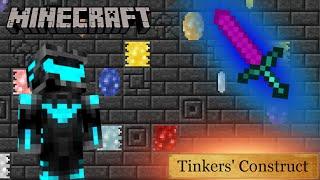 Tinkers Construct Power sword tutorial