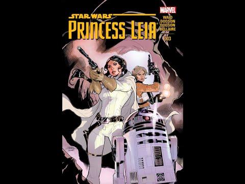 Scotty D's Comic Book Series - Episode 22 (Star Wars Princess Leia #3)