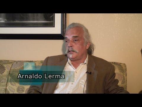 """Arnie Lerma """"I'd prefer to die speaking my mind than live fearing to speake"""""""