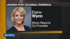 Elaine Wynn Leading Casino's Board Post-Scandal Overhaul