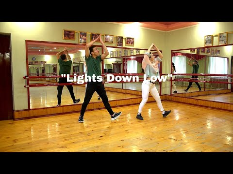 """""""Lights Down Low """" Dance Choreography By Eugen Cernat"""