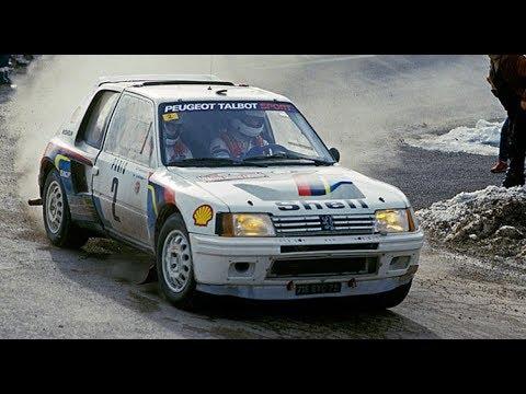 DiRT 4 Gameplay  | Peugeot 205 T16 Group B  Rallycross  | MULTICAM