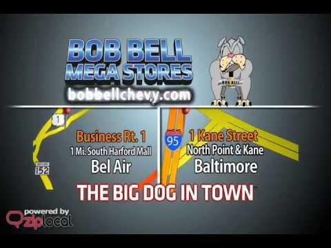 Bob Bell Chevrolet 410 877 9800 Youtube