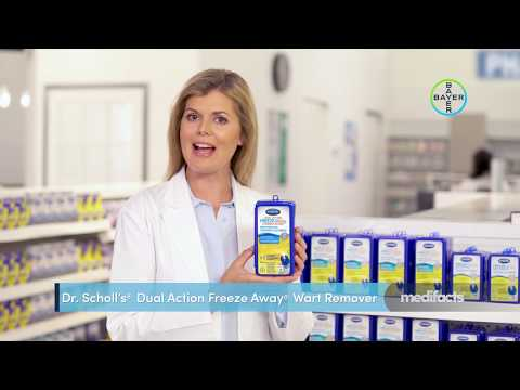 Dr Scholl's Wart Remover Featured By Medifacts Canada