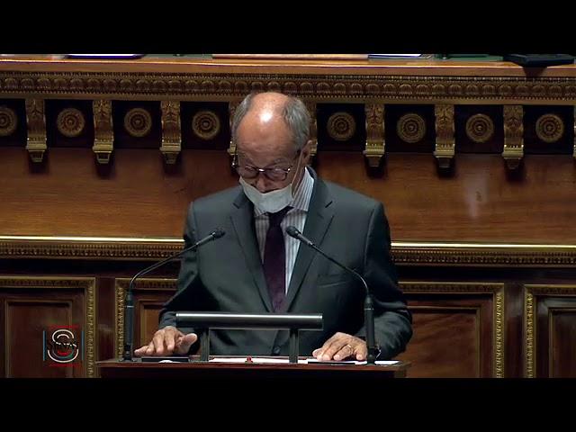 """Jean-Louis LAGOURGUE : PLF 2021 - Mission """"Immigration, asile et intégration"""""""