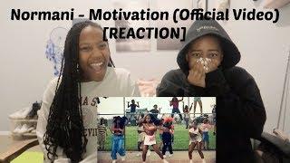 Normani - Motivation (Official Video) [REACTION]   BrookeandBria