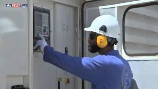 فيديو.. محطات كهربائية منحة من الإمارات لليمن